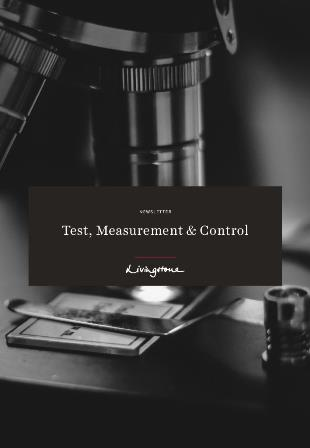 Test, Measurement & Control Newsletter, April 2018