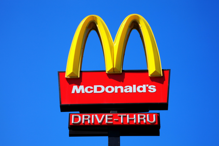 Digital transformation, McDonalds logo image