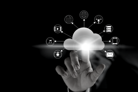 IT integrators, cloud image