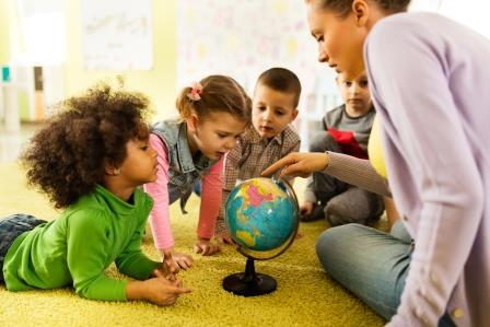 Free Childcare image