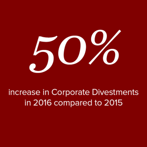 The Corporate Unloved: Disposal of non-core assets