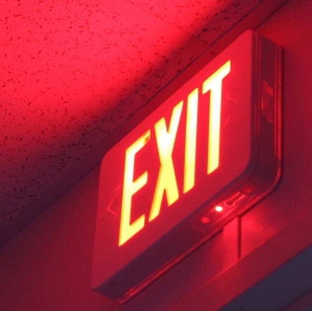 Company exit