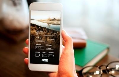 ATCORE, travel technology image