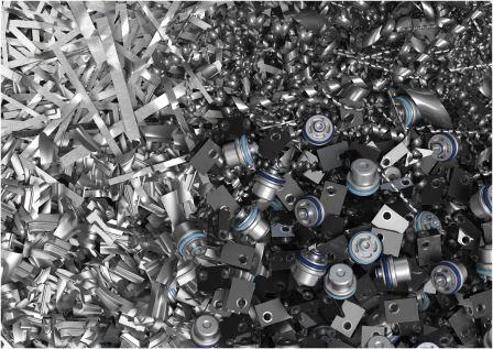 Metal & Waste Recycling, scrap metal recycling image