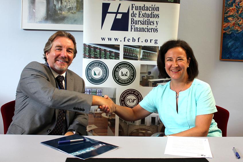 Fundación de Estudios Bursátiles y Financieros, Neil Collen image
