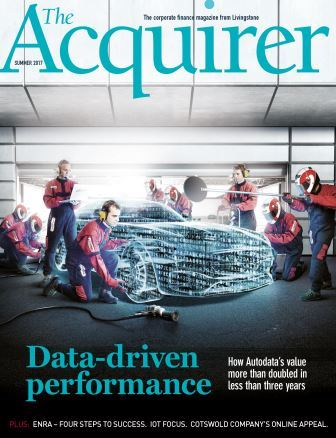 The Acquirers, M&A Magazine image
