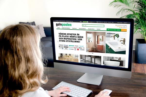 Golvpoolen, Nordic online DIY retailer image