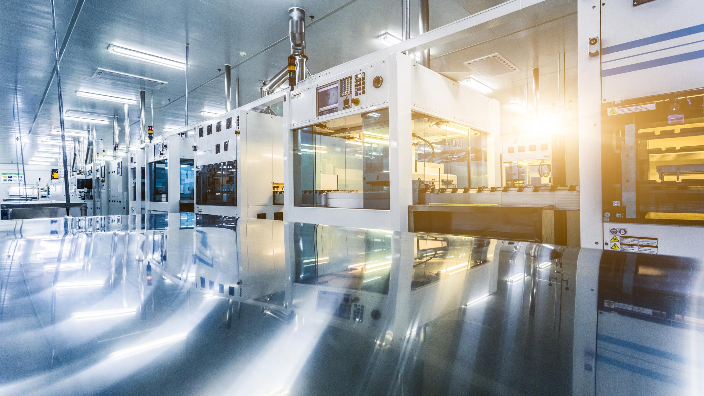 mutares, machine tool industry image