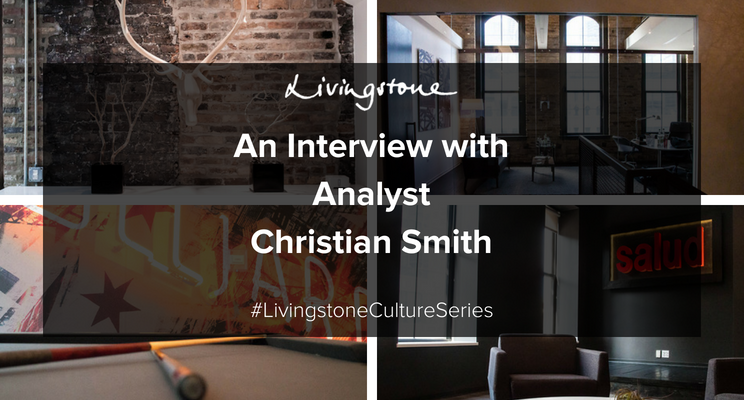 An interview with analyst Christian Smith