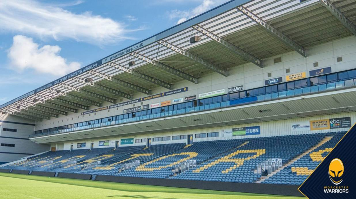 Worcester Warriors, Premiership rugby club