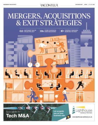Mergers, Acquisitions & Exit Strategies Raconteur 2018