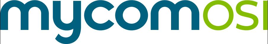 MYCOM logo