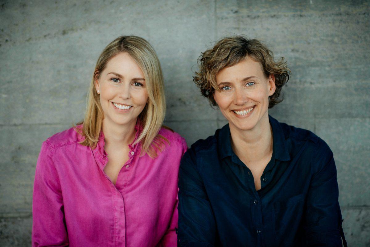 Gründerinnen Katrin Buck & Elke Freimuth